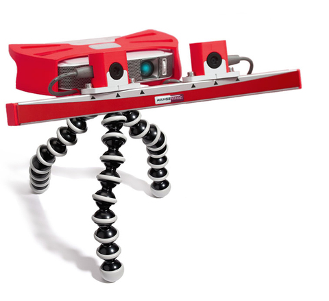3D-сканер RangeVision Smart