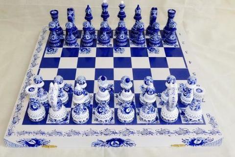 Шахматы офисные