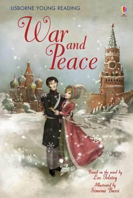 Kitab Young Reading War and Peace | Mary Sebag-Montefiore