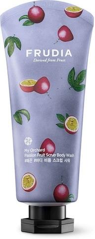 Гель-скраб для душа Frudia My Orchard Passion Fruit Scrub Body Wash, с маракуйей, 200 мл