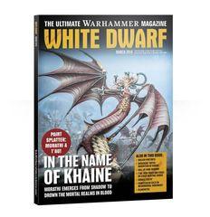 White Dwarf March 2018