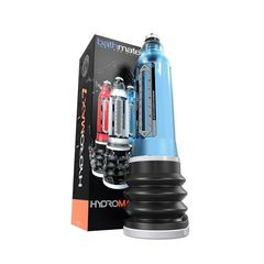 Синяя гидропомпа HydroMAX7 -