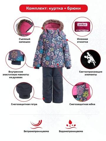 Особенности комплекта Premont Цветущий Банф