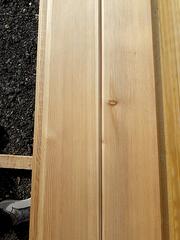 Вагонка лиственница 15х110х4 метра (ПРИМА)
