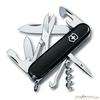 Нож перочинный Victorinox Climber 91мм 14 функций черный (1.3703.3) швейцарская карта victorinox swisscard onyx 10 функций прозрачный черный 0 7133 t3