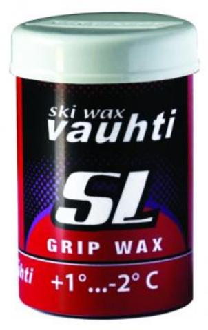 мазь лыжная Vauhti RED +1/-2 синтетика 45г. SL220