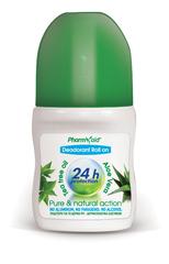 Дезодорант крем шариковый 24 часа Pharmaid 50 мл