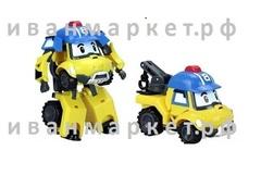 Баки Машинка-трансформер Робокар Поли (Robocar Poli)