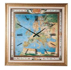 Часы настенные Lowell 05657