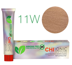 CHI Ionic 11W  (Очень светлый теплый блондин) - Стойкая краска для волос