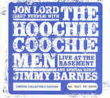 Jon Lord With The Hoochie Coochie Men / Live At The Basement (3CD)