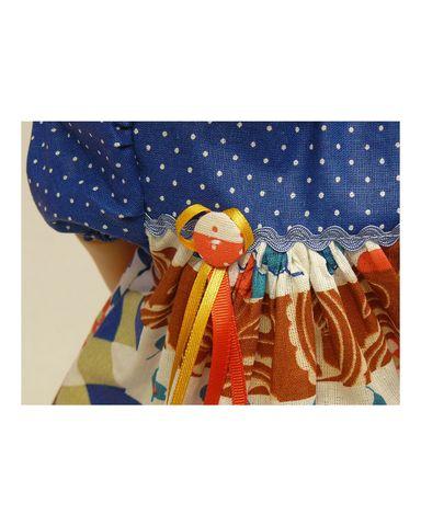 Платье печворк - Детали. Одежда для кукол, пупсов и мягких игрушек.