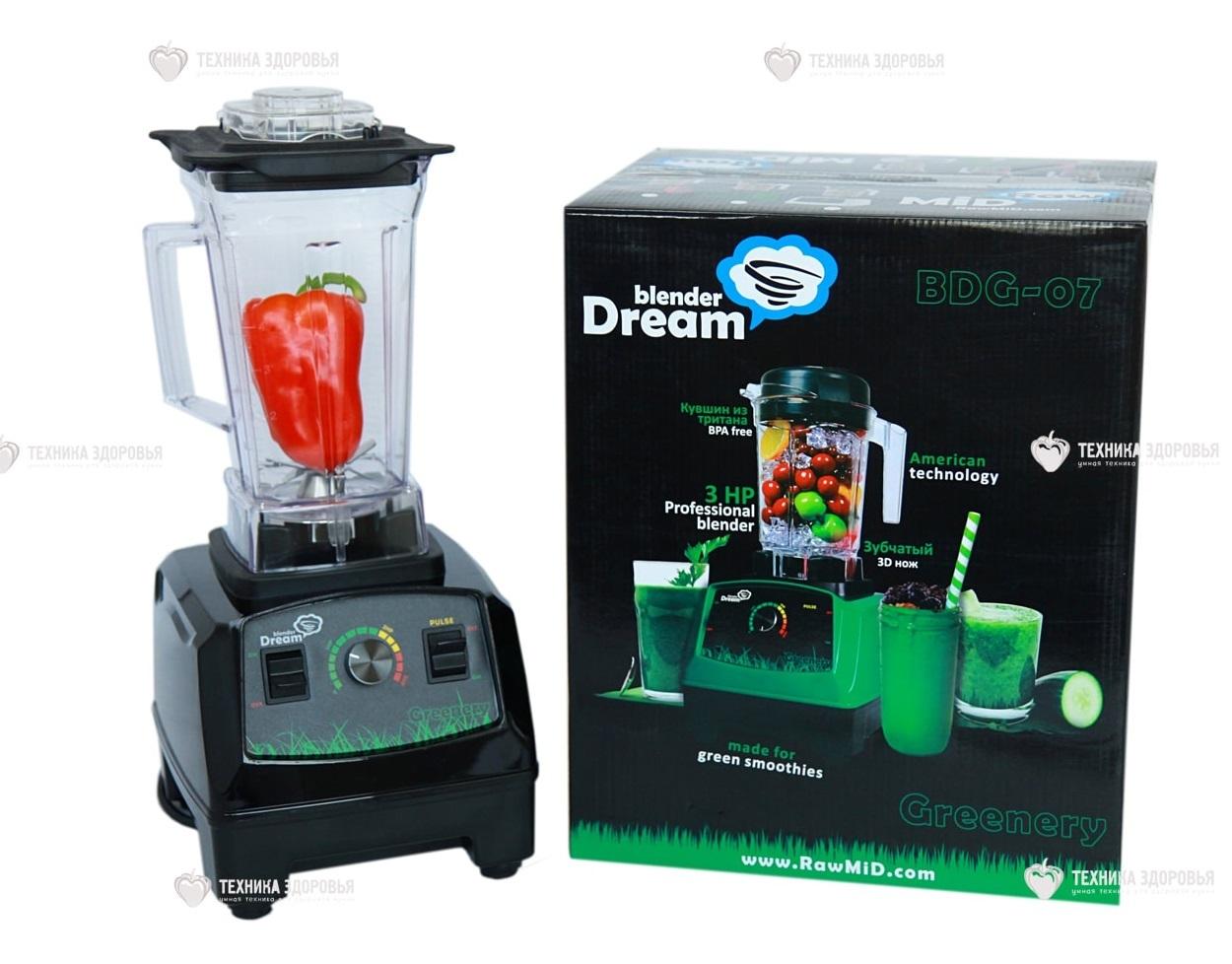 Блендер Dream Greenery BDG-07