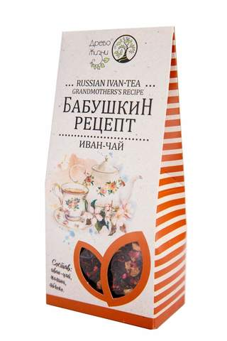Дерево жизни Иван-чай