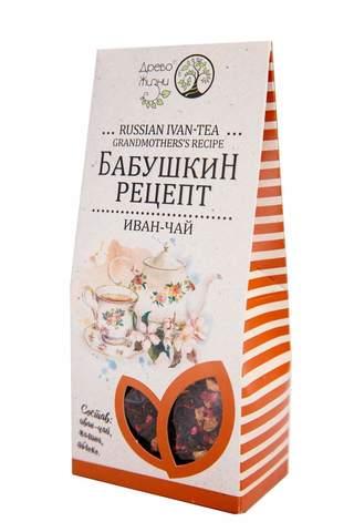Дерево жизни Иван-чай Бабушкин рецепт
