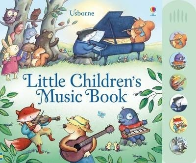 Kitab Little Children's Music Book   Fiona Watt