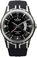 Наручные часы Edox AUTOMATIC GMT GRAND OCEAN WATCH 93004 357N NIN