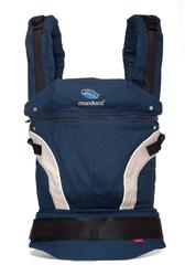 Слинг-рюкзак manduca First navy (синий) NEW