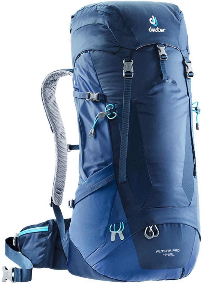 Туристические рюкзаки легкие Рюкзак Deuter Futura PRO 44 EL (2018) 686xauto-9599-FuturaPro44EL-3395-18.jpg