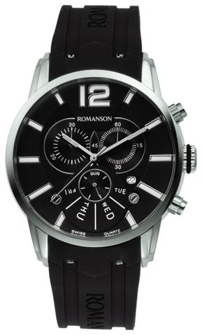 Купить Наручные часы Romanson TL9213HMWBK по доступной цене