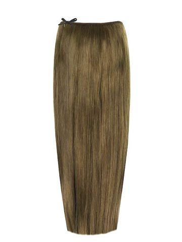 Волосы на леске Flip in- цвет #8- длина 70 см