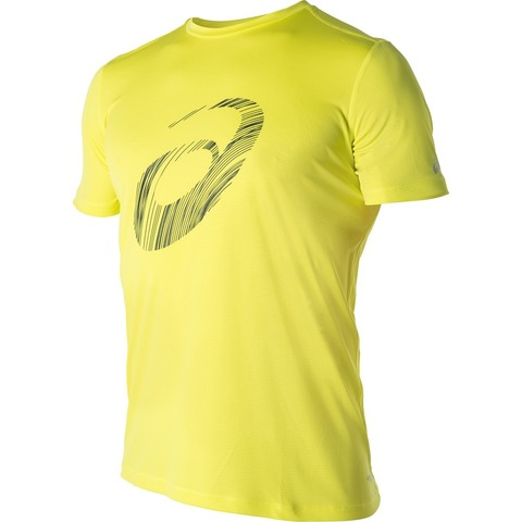 Футболка Asics Graphic Top мужская (0497)