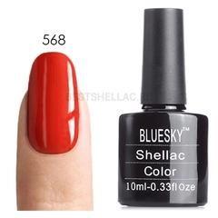 Гель-лак Bluesky № 40568/80568 Desert Poppy, 10 мл