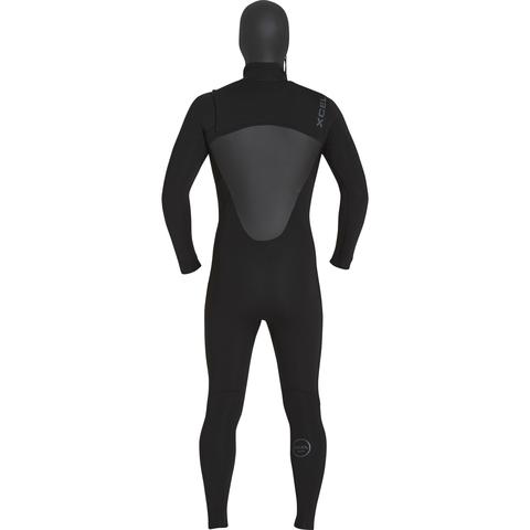 Гидрокостюм мужской XCEL AXIS 5/4 mm FRONT ZIP Hooded Fall 2017