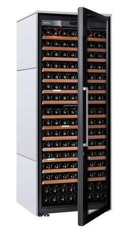 Винный шкаф EuroCave S Collection L белый хлопок, максимальная комплектация