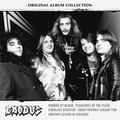 Exodus / Original Album Collection (5CD)