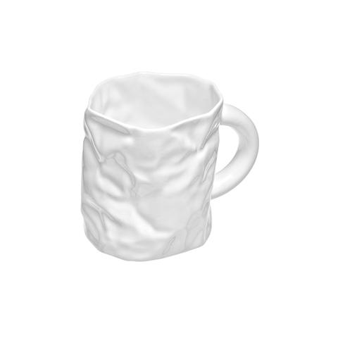 "Чашка для эспрессо ""МЯТАЯ"""