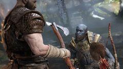 Sony PS4 God of War (русская версия)