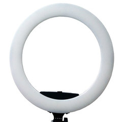Кольцевая лампа визажиста LED RING LR416 (45 см)