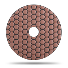 АГШК (черепашка) MESSER GM/L, для сухой шлифовки, 100D-2,6T, MESH 800