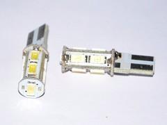 Габариты свет. россыпь Т10-9SMD( 5630) White, шт