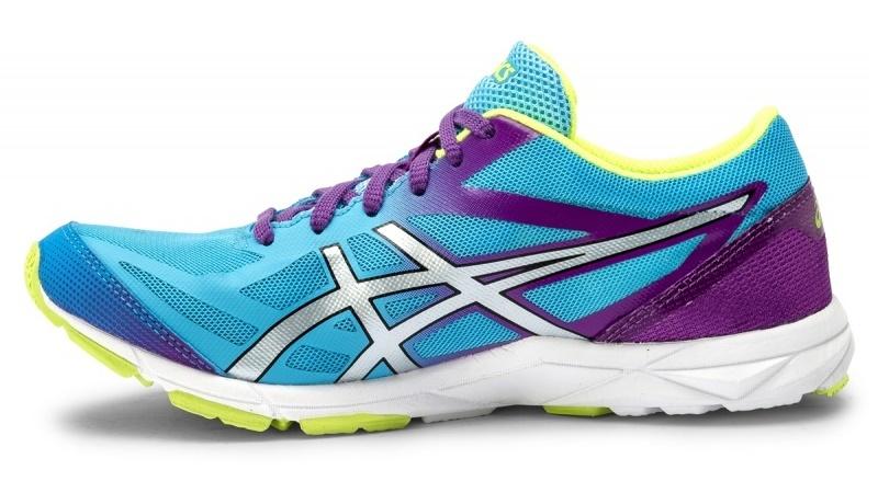 Женская беговая обувь Asics Gel-Hyperspeed 6 (G451N 4093) бирюзовые фото