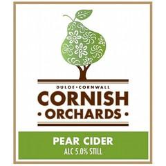 Сидр Cornish Orchards Pear Cider