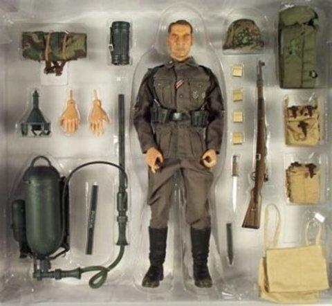 WWII Eastern Front 1942 Sturmpionier Berhardt