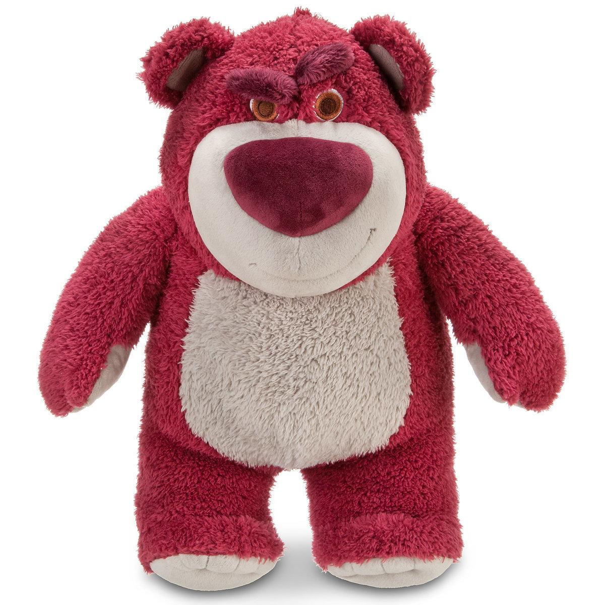 Мягкая игрушка Дисней «Лотсо Хагги» - История игрушек 3 - 42 см