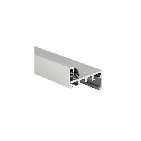 Комплект коробки алюминиевой для стеклянной двери тип Z