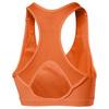Женский спортивный топ для фитнеса Asics Racerback Bra Top (130465 0558) оранжевый фото