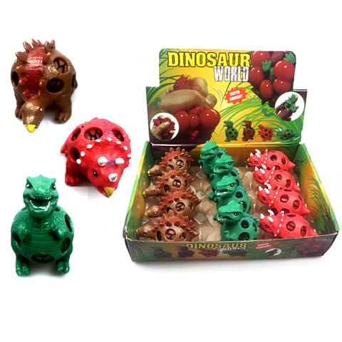 Динозавр Антистресс 1кор*1бл*12шт