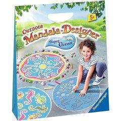 Mandala Happy Ocean