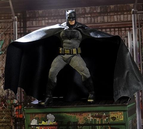 Бэтмен против Супермена фигурка 1/12 Бэтмен