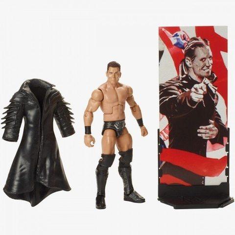 Фигурка Миз (Miz) серия 59 - рестлер Wrestling WWE Elite Collection, Mattel