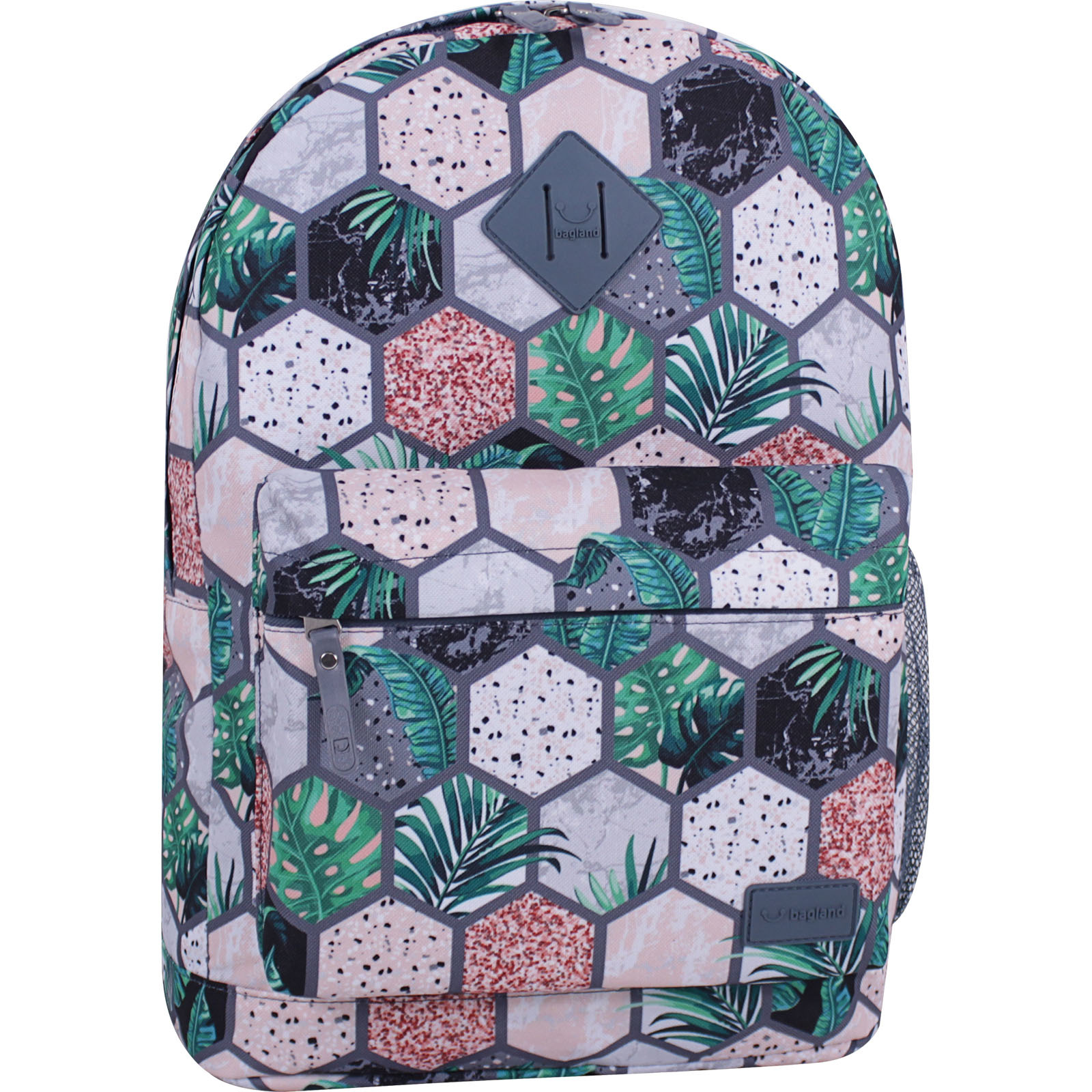 Городские рюкзаки Рюкзак Bagland Молодежный 17 л. сублимация 757 (00533664) IMG_7001_суб.757_-1600.jpg