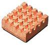Медный радиатор охлаждения для Raspberry Pi