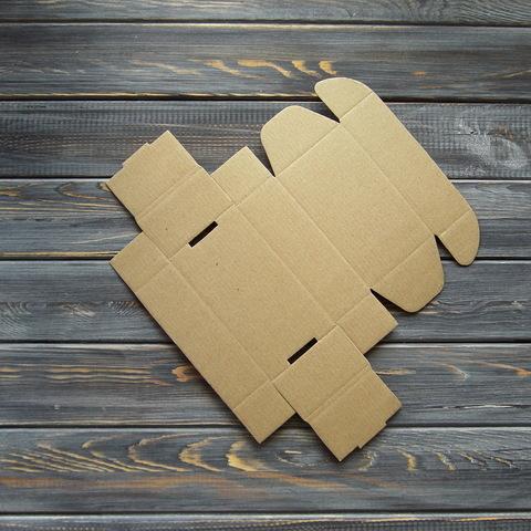 Коробка мгк С УШКАМИ (120*70*40мм)