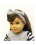 Трикотажный костюм - Детали. Одежда для кукол, пупсов и мягких игрушек.