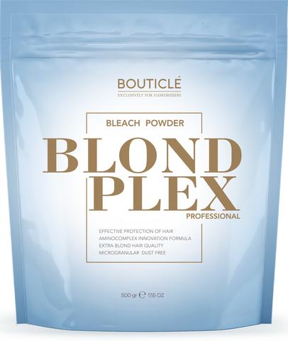 Обесцвечивающий порошок Blond Plex с аминокомплексом BOUTICLE